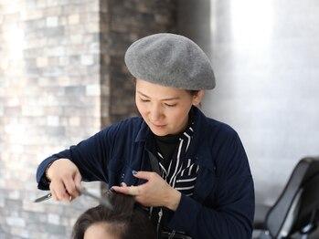 タジサスヘアー(TAJISAS HAIR)の写真/【尾道】《生涯通いたいと思うサロン*TAJISAS HAIR》口コミ多数◇再現性◎のカットで朝のスタイリング楽々