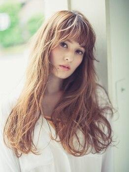 アンジェ(Ange)の写真/【平田駅徒歩1分】久し振りに髪を染めようかな…そんな方にもオススメ♪あなたに似合う色をご提案します!