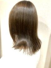 ヘアーアンドビューティー ママコルテ(Hair&Beauty mamacorte)グレージュカラー
