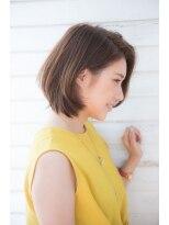 ガーデントウキョウ(GARDEN Tokyo)【GARDEN KOMAKI】大人カワイイ小顔ショートボブ