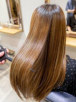 ミクラス(MICRAS)の写真/話題の【Aujua】×【資生堂サブリミック】で髪質改善!1人1人の髪質に合ったオーダーメイドトリートメント♪