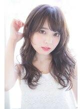 ヘア メイク ハク 横浜(hair make Haku)ゆるふわセミロングレイヤー