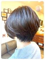 ミーノ(mieno)艶美髪♪大人可愛いマッシュショート【自由が丘】