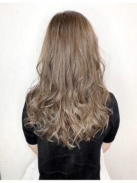 ソース ヘア アトリエ(Source hair atelier)【SOURCE】ナッツブラウン