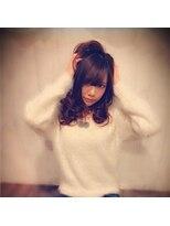 リルシープ(Lilsheep)#ミディアム #パーマ #おまかせ #可愛い #スタイル