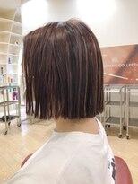 エゴヘアコレクション(EGO HAIR COLLECTION))ボブ×ハイライト