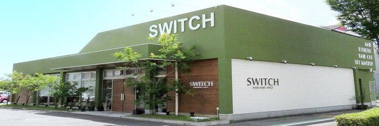 スイッチ 本店(SWITCH)のサロンヘッダー