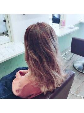 コネクトヘア(CONEKT hair)2020バレイヤージュ☆