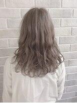 アールプラスヘアサロン(ar+ hair salon)ブロンドベージュ