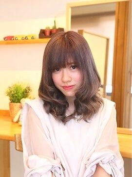 アリシアヘアー(ARISHIA hair)ゆるふわピンクアッシュ☆【ARISHIA hair 那珂】