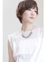 大人かわいいショートスタイル◆小顔◆簡単スタイリング◆夏髪