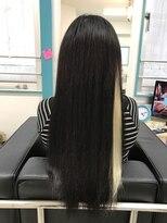 マーメイドヘアー(mermaid hair)【太め】30本+【細め】30本=計60本