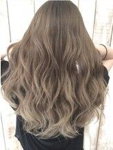 シエル 八王子店(CIEL)【120%大人かわいい】透け感あふれる美髪バレイヤージュ