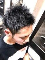 オムヘアーツー (HOMME HAIR 2)#メンズショート #ボウズスタイル #2ブロック Hommehair2nd 櫻井