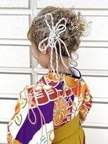 ルッツ(Lutz. hair design)袴ヘアアレンジ