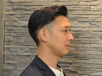 ケースタイル ヘアスタジオ 神保町店(K STYLE HAIR STUDIO)の写真/忙しいビジネスマンも気軽に通える、半個室の癒し空間。ビジネス&プライベートにも◎