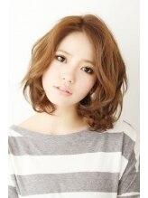 ヘア ラボ ニコ 藤沢店(hair Labo nico...)ナチュラルセミディ