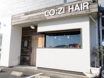 コジヘアー(CO ZI HAIR)の写真