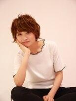 ケンジ エノシマ(KENJE enoshima)マッシュショート☆