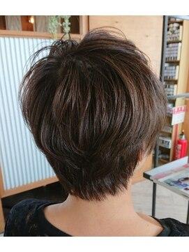 ソイル ヘアー(soil hair)大人ショート