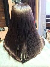 カシータ(casita)★TOKIOヘアエステ×高彩度カラーで毛髪強度140%へ★