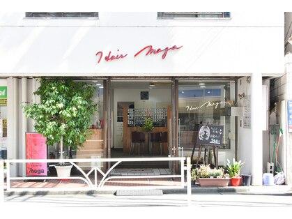 モガ(moga)の写真
