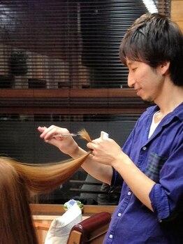 ソライロ(sorairo)の写真/【津田沼】Stylistは全員歴10年以上のハイキャリア!カウンセリングから次回提案まで安心してお任せ♪