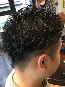 ティンク Hair Tinkの写真/男性特有のヘアのお悩みも解決!髪だけでなく、頭皮の健康にもこだわった商材を取り揃え♪