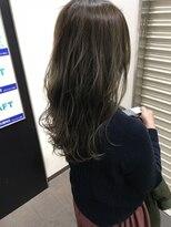 【Lond jeloud】矢井一輝 ハイライトスタイル★