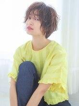 カイノ 深井本店(KAINO)【KAINO】大人女子のゆるふわ柔らか 小顔ショートボブ