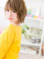 マカロン 郡山富田店(macaron)【macaron】外ハネ☆カジュアルショート