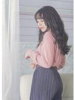 オゥルージュ(Au-rouge noma)【aurouge noma 柳瀬香里】透明感◎グレージュ/フェザーロング