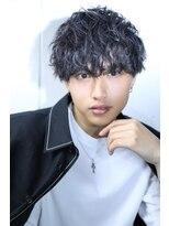 リップスヘアー 銀座(LIPPS hair)山崎賢人さん風スパイラルマッシュ