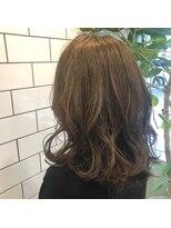 アルマヘアー(Alma hair by murasaki)大人気のセミロング