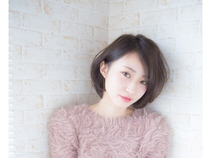 ヘアーアンドカフェ フラワー(Hair&Cafe flower)の写真