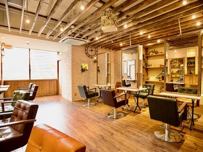 オーブ ヘアー フルール 名古屋店(AUBE HAIR fleur)の写真