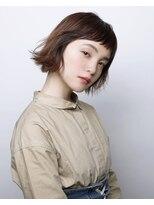 アルテヘアー(arte HAIR)【arte HAIR】カジュアル外ハネボブ