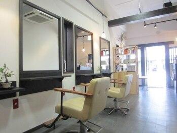 髪処あんの写真/オーナー一人のプライベート空間で日々の疲れも癒してくれる。マンツーマン施術なのでゆったり過ごせる。
