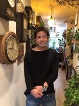 ヘアメイククロック(hair make CROCK)上田 哲平