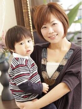 アンツ ヘアーアンドリゾート 辻堂本店(ANT'S Hair and Resort)の写真/【半個室へ優先的に☆】家事や育児を頑張るママのキレイを応援!癒しのスパシャンプーで寛ぎのひとときを♪