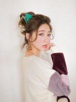 オジコ(ojiko)☆月曜日営業【ojiko.】女子受け◎大人可愛いラフおだんご