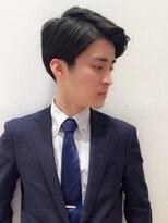 リバティーエル 勝どき店(LIBERTY-L)好感度アップ!かきあげショートスタイル