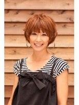 ヘアーアート シフォン 池袋東口店(Hair art chiffon)デジタルパーマ×バレイヤージュでクラシカルノーブルロブ 13