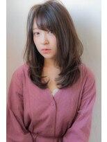 エルフォ(elfo)【elfo】マネしたい髪型NO1!シースルーバング似合わせレイヤー