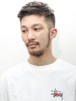ソフトツーブロックセミウェットビジネス【イワサキカツヤ】70