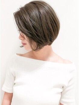 キャパ セントラル 天神 大名店(CAPA central)の写真/25歳~本物志向のオトナ女性から好評口コミを得る人気店!ダメージレス施術にこだわり未来の髪まで綺麗に♪