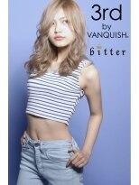ビター(bitter)3rd by VANQUISH(近鉄パッセ店 Mai)×bitter