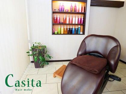 ヘアメイク カシータ(hair make Casita)の写真