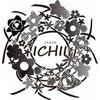 イチイ美容院(ICHII)のお店ロゴ