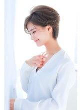 ヘアサロン ブランチ(Hair salon Branch)美シルエット☆大人可愛いショートボブ